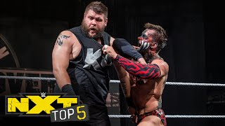 Greatest NXT Championship Matches: NXT Top 5