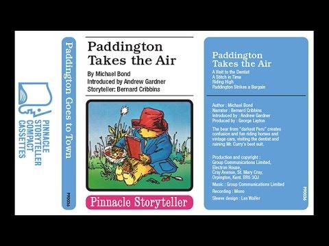 Paddington Takes The Air read by Bernard Cribbins (1975)