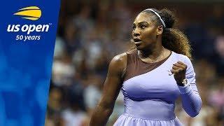 Serena Williams Dominates In Semifinal Win Over Anastasija Sevastova