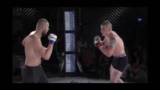 GCF Olomouc 2017 - Vojtěch ''Viking'' Hrabčík vs Dušan Dědek - MMA