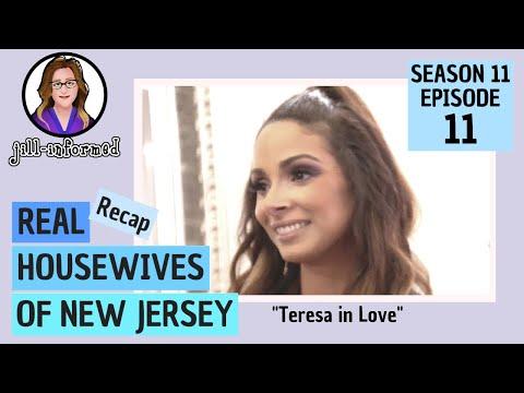 Real Housewives of New Jersey (Recap) Season 11 Episode 11 Bravo TV (2021)