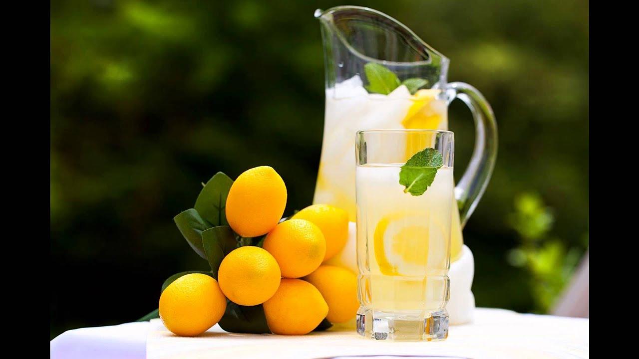 Лимонад из лимонов рецепт в домашних условиях