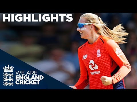England Win by 54 Runs: England Women v New Zealand IT20 2018 - Highlights
