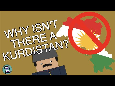 Why Isn't There A Kurdistan? (Short Animated Documentary)