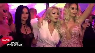 Florin Salam Daniela Crudu, Frumoasa Regina Live 2018 Fara Dedicatii