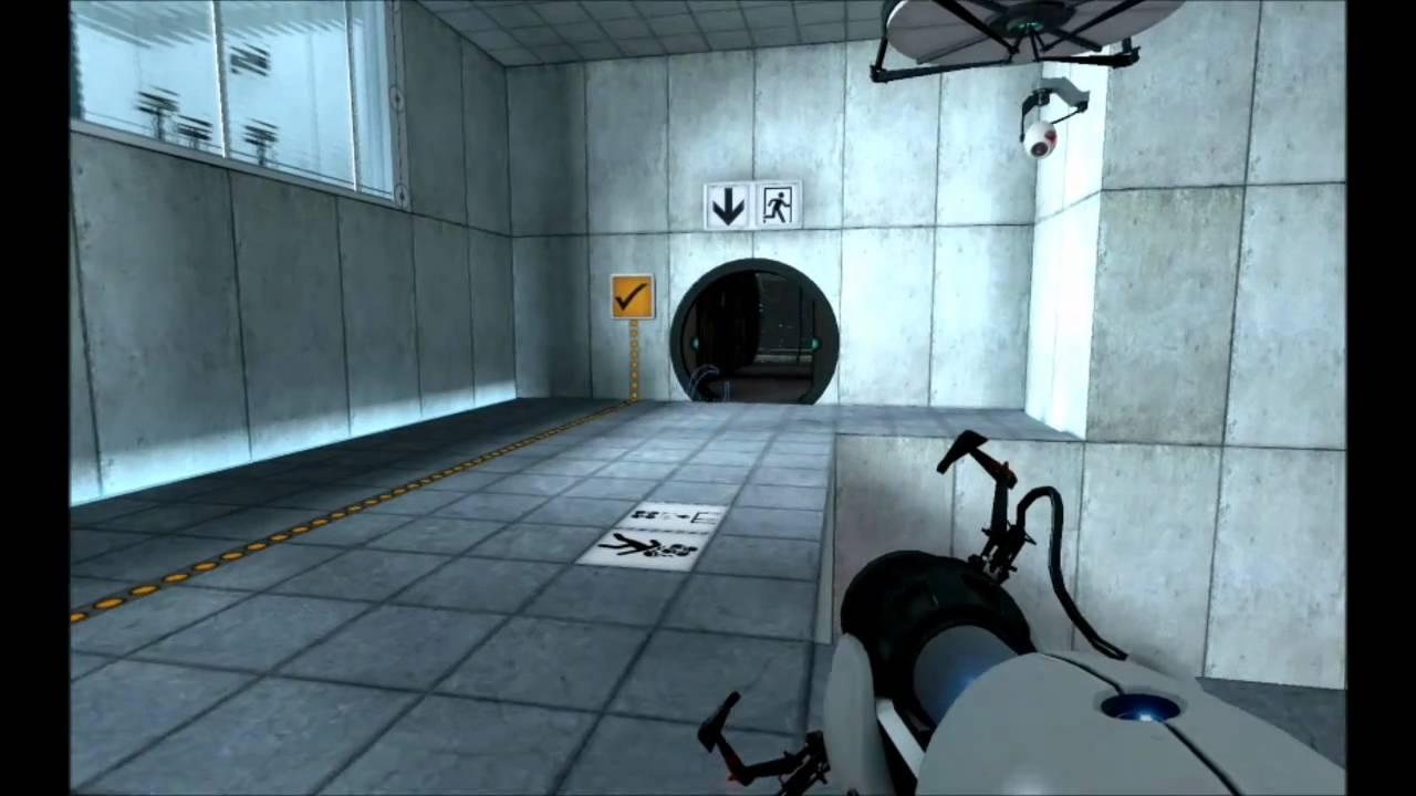 Portal Test