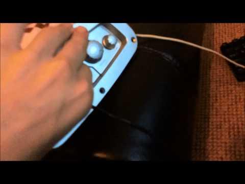 x rocker gaming chair power cord