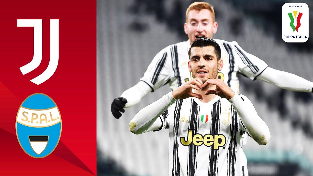 Download 🔴 Juventus v SPAL   Full Match LIVE   Coppa Italia Quarter Final 2020/2021   Coppa Italia 2020/21