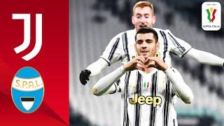 🔴 Juventus v SPAL | Full Match LIVE | Coppa Italia Quarter Final 2020/2021 | Coppa Italia 2020/21
