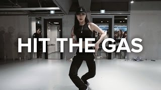 Hit The Gas - Raven Felix ft. Snoop Dogg, Nef the Pharaoh / Jin Lee Choreography