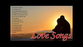 Beautiful Sweet Memories Love Songs Music Collection - Various Artists Greatest Hit