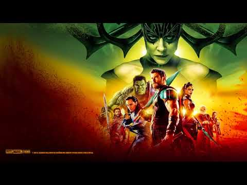 Thor Ragnarok Soundtrack #1 Led Zeppelin Immigrant Song Remix