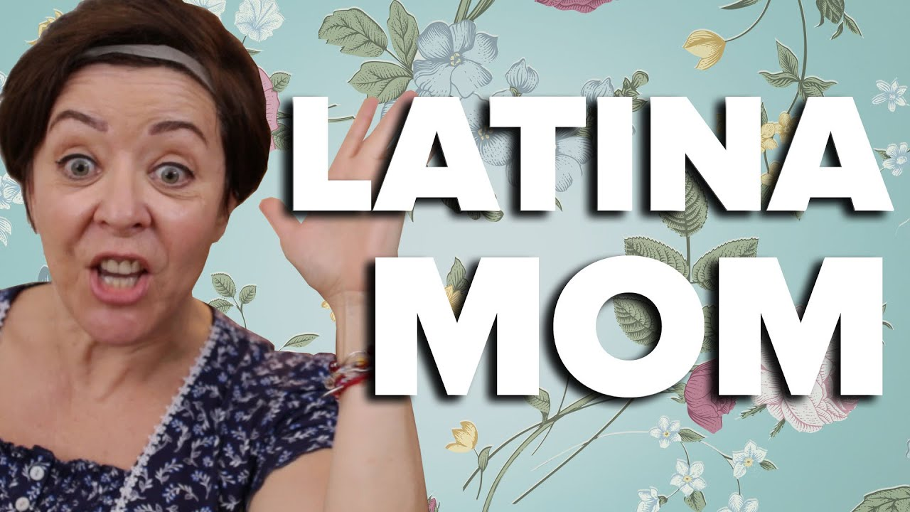 La Tina Signs You Grew Up With A Latina Mom