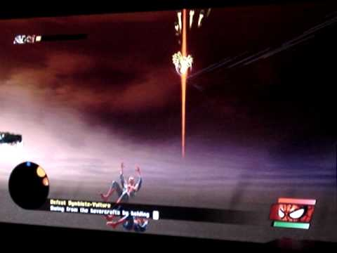 Spider-Man Web of Shadows - Symbiote Vulture gameplay Part ...