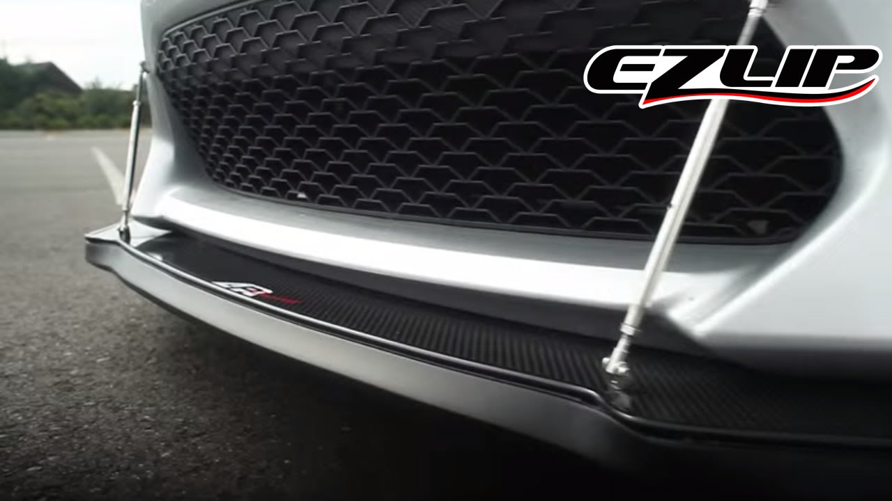 Universal Ez Lip Splitter Official Product Video Youtube