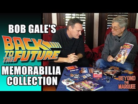 Bob Gale's Back to the Future Memorabilia Collection  BTM Ep.75
