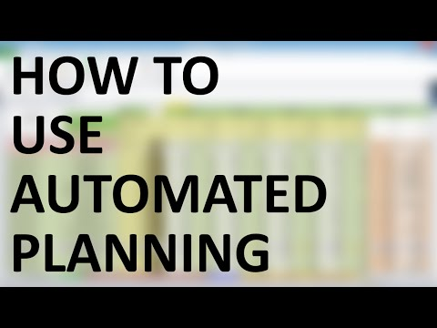 How to use Automated Planning