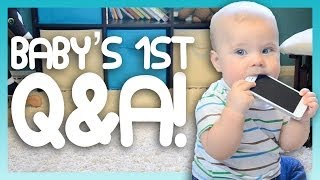 BABY'S 1ST Q!   Look Who's Vlogging: Daily Bumps (Episode 5)