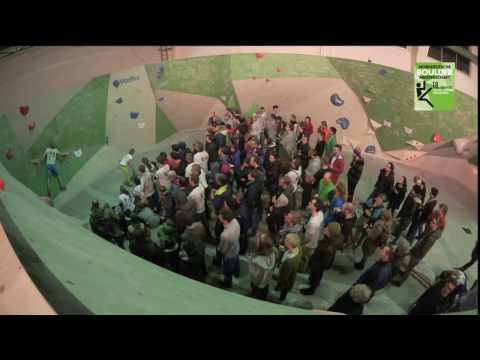 Norddeutsche Bouldermeisterschaften 2017 Finale Damen Herren
