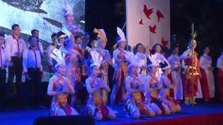 [GALA BỐN PHƯƠNG HỘI TỤ] Tự Hào Tổ Quốc Việt Nam - TCM FTU