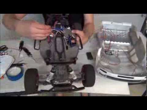 UF 7 CHP Package Detailed Installation Part 2 - Install Body Lights