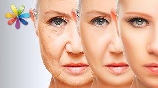 видео Уход за кожей лица за 50: как продлить молодость