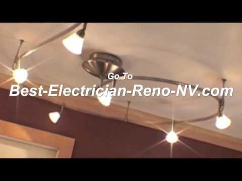 install or repair track lighting in reno nv 775 391 8022