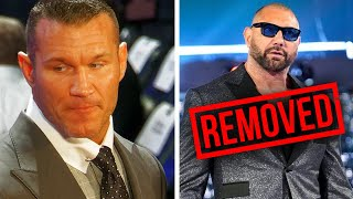 Randy Orton Tragic News...Batista Removed From WWE HOF '21...Melina/Vince's Baby...Wrestling News