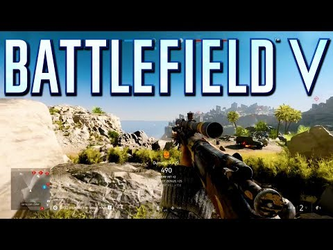 Battlefield 5: New Weapons, Specialisations Changes and much more! (Battlefield V Gameplay) thumbnail
