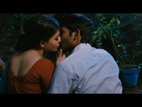 Samantha hottest kissing scene with...