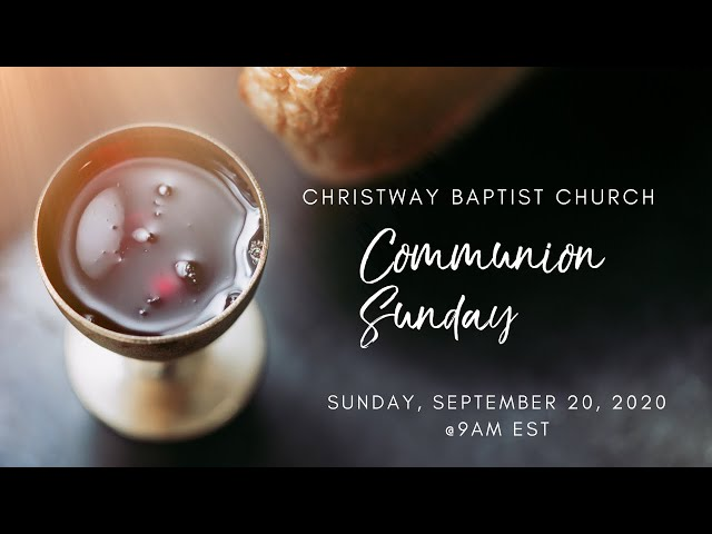 Christway Sept. 20 | The Duty of Man