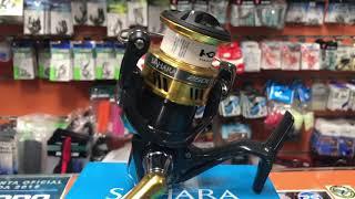 Shimano Sahara FI video