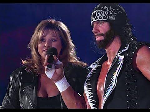 720pHD): WCW Thunder 03/05/98 - Randy Savage (w/Miss Elizabeth) vs. Brian Adams - YouTube