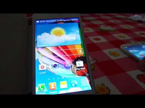 Samsung S4 Réplica x Samsung S4 Original