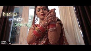 Neha Weds Manoj || Kumauni Cinematic Wedding || DCA