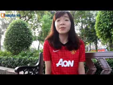 Fan nữ xinh bình luận MU sẽ thắng Chelsea như thế nào.