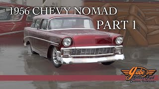 1956 Chevy Nomad Part 1