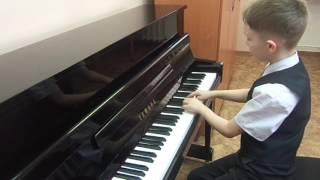 И.Литкова  Вариации на тему белорусской народной песни