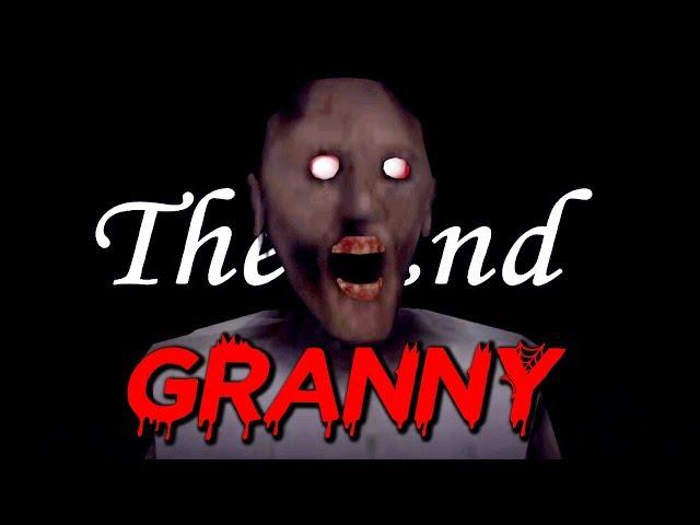 Granny Ending《恐怖外婆》Last Part - 你是阿嫲我還阿公叻!