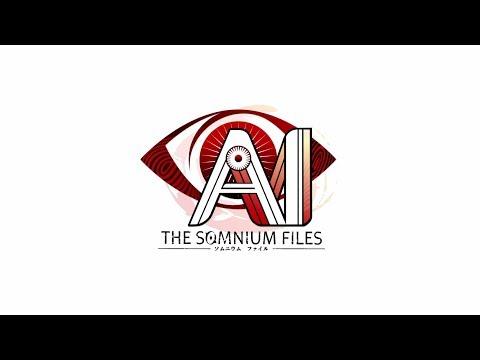 AI : ソムニウムファイル:ティザートレーラー