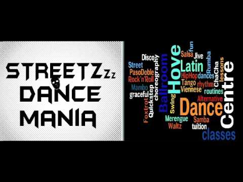 Streetzzz the dance mania- Basic Zumba steps for beginners