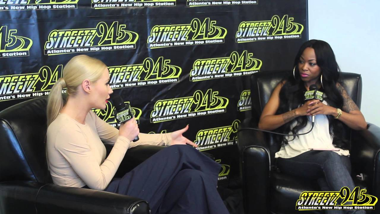 IGGAY AZALEA sits down with STREETZ 94.5's  Jazzy Mcbee for an exclusive INTERVIEW part 1