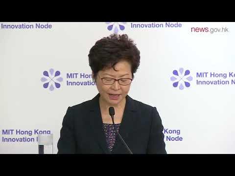 HK a startup hub (24.9.2017)