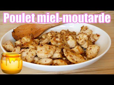 poulet-moutarde-et-miel-🍯