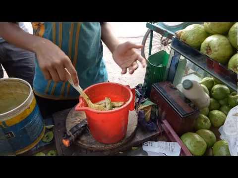 BANGLADESHI AMEZING GUYAVA MIXED WITH MASLA || ONLY GET IT BANGLADESH|| STREET FOOD COURT thumbnail