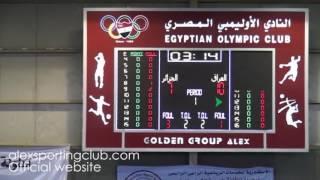 اليوم السادس   مباراة العراق و الجزائر   بطولة الجمهورية لكرة السلة 18 سنة