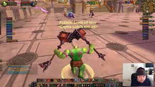 Fury warrior pvp 7.3 Bringing back the naked orc warrior