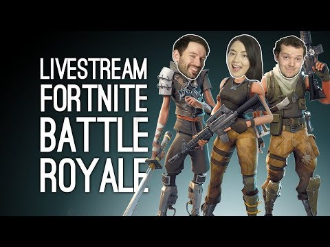 LIVESTREAM! Fortnite Battle Royale and Live Q&A with Outside Xbox and Outside Xtra