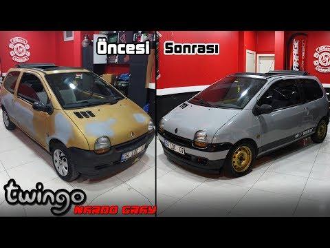 Renault Twingo // Araç Yenileme #2 [Nardo Gray Twingo]