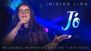 Midian Lima - Jó   Melhores Momentos da Live 1 (Ao Vivo)